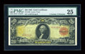Large Size:Gold Certificates, Fr. 1180 $20 1905 Gold Certificate PMG Very Fine 25....