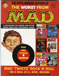Magazines:Mad, Worst From Mad #5 (EC, 1962) Condition: VF/NM....
