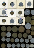 20th Century Tokens and Medals, 20th Century Merchant Token Group Lot.... (Total: 62 pieces)