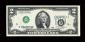 Error Notes:Inverted Third Printings, Fr. 1935-E $2 1976 Federal Reserve Note. About Uncirculated.. ...