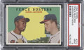 Baseball Cards:Singles (1950-1959), 1959 Topps Fence Busters #212 PSA Mint 9....