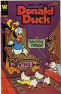 Modern Age (1980-Present):Humor, Donald Duck #228 Signed by Carl Barks (Whitman, 1981) Condition:NM....
