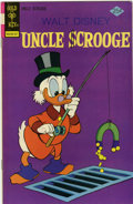 Bronze Age (1970-1979):Cartoon Character, Uncle Scrooge #120 Signed by Carl Barks (Gold Key, 1975) Condition:NM-....