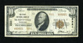 National Bank Notes:Tennessee, McMinnville, TN - $10 1929 Ty. 2 The NB of McMinnville Ch. # 2221....