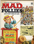 Magazines:Mad, Mad Follies #2 (EC, 1964) Condition: FN/VF....