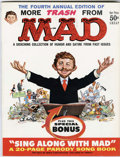 Magazines:Mad, More Trash from Mad #4 (EC, 1961) Condition: NM-....