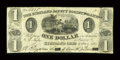 Obsoletes By State:Ohio, Kirtland, OH- Kirtland Safety Society Anti-Banking Co. $1 Jan. 4,1837 G2 Wolka 1422-01 Rust 12. ...