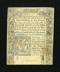 Colonial Notes:Connecticut, Connecticut June 19, 1776 1s6d About New....