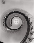 Photography :20th Century , PROPERTY OF A PRIVATE COLLECTION, NEW YORK. CLARENCE JOHN LAUGHLIN (American, 1905-1985). The Shell Spiral, Afton Villa,...