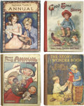 Books:Children's Books, Four Charmingly Illustrated Children's Books, Including ThreeFather Tuck Books,... (Total: 4 Items)
