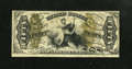 Fractional Currency:Third Issue, Fr. 1370 50c Third Issue Justice Extremely Fine-About Uncirculated. Back plate number 18 is found in its entirety in the low...