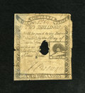 Colonial Notes:Massachusetts, Massachusetts 1779 2s Very Good, HOC. Paul Revere engraved and printed the face of this rare Rising Sun note. In fact, this ...