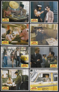 """Movie Posters:Crime, Taxi Driver (Columbia, 1976). Lobby Card Set of 8 (11"""" X 14""""). Crime. Starring Robert De Niro, Jodie Foster, Cybill Shepherd... (Total: 8 Items)"""