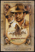 "Movie Posters:Action, Indiana Jones and the Last Crusade (Paramount, 1989). One Sheet(27"" X 40""). Action Adventure. Starring Harrison Ford, Sean ..."