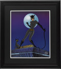 """animation art:Limited Edition Cel, """"Classic Batwoman"""" Limited Edition Cel #108/500 Original Art (Warner Bros., 1998). ... (Total: 0)"""