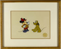 "animation art:Limited Edition Cel, ""The Pointer"" Limited Edition Serigraph Cel (Disney, 1990)....(Total: 0)"