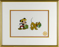 "animation art:Limited Edition Cel, ""Mr. Mouse Takes a Trip"" Limited Edition Serigraph Cel (Disney)....(Total: 0)"