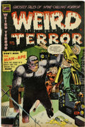 Golden Age (1938-1955):Horror, Weird Terror #10 (Comic Media, 1954) Condition: VG+....