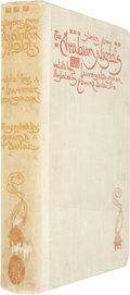 Books:Children's Books, [Edmund Dulac, illustrator.] Laurence Housman. Stories from theArabian Nights. London: Hodder and Stoughton, [n...