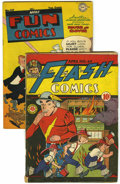Golden Age (1938-1955):Superhero, DC Golden Age Superhero Group (DC, 1945-46)....
