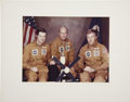 Autographs:Celebrities, Skylab 1 (SL-2) Signed Crew Photo from the Personal Collection ofMission Pilot Paul Weitz....