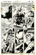 Original Comic Art:Panel Pages, Gene Colan and Tom Palmer Tomb of Dracula #21, page 26Original Art (Marvel, 1974)....