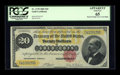 Large Size:Gold Certificates, Fr. 1178 $20 1882 Gold Certificate PCGS Apparent Gem New 65....
