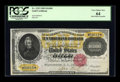 Large Size:Gold Certificates, Fr. 1225 $10000 1900 Gold Certificate PCGS Very Choice New 64....