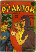 Golden Age (1938-1955):Miscellaneous, Feature Books #22 The Phantom (David McKay, 1939) Condition: Apparent VF....