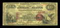 National Bank Notes:Pennsylvania, Allegheny, PA - $10 1875 Fr. 420 The Third NB Ch. # 2235. ...