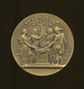 Expositions and Fairs, Pair of 1904 St. Louis World's Fair Medals.... (Total: 2 medals)