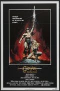 "Movie Posters:Action, Conan the Barbarian (Universal, 1982). One Sheet (27"" X 41"").Action...."