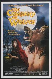 "The Company of Wolves (Cannon, 1985). One Sheet (27"" X 41""). Horror"
