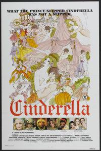 "Cinderella (Group 1, 1977). One Sheet (27"" X 41""). Adult/Comedy"