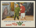 "Movie Posters:Comedy, The Road to Hong Kong (United Artists, 1962). Lobby Card (11"" X 14""). Comedy...."