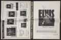 """Movie Posters:Elvis Presley, That's the Way It Is (MGM, 1971). Pressbook (Multiple Pages, 12"""" X16"""") and Herald (9"""" X 11""""). Elvis Presley...."""