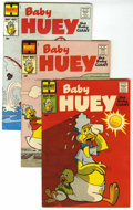 Silver Age (1956-1969):Humor, Baby Huey, the Baby Giant File Copy Group (Harvey, 1958-65) Condition: Average FN/VF....