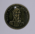 U.S. Presidents & Statesmen, General Andrew Jackson Token. VF, holed....