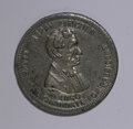 U.S. Presidents & Statesmen, Pair of Lincoln medals.... (Total: 2 coins)