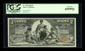 Large Size:Silver Certificates, Fr. 248 $2 1896 Silver Certificate PCGS Gem New 65PPQ....