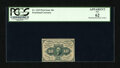 Fractional Currency:First Issue, Fr. 1243 10c First Issue PCGS Apparent New 62....