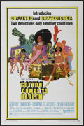 "Movie Posters:Blaxploitation, Cotton Comes to Harlem (United Artists, 1970). One Sheet (27"" X 41""). Blaxploitation...."