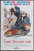 "Movie Posters:Blaxploitation, The Candy Tangerine Man (Moonstone Entertainment, 1975). One Sheet(27"" X 41""). Blaxploitation...."