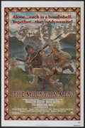 "Movie Posters:Western, The Mountain Men (Columbia, 1980). One Sheet (27"" X 41""). Western...."