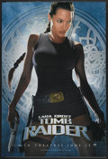 "Movie Posters:Adventure, Lara Croft: Tomb Raider (Paramount, 2001). One Sheet (27"" X 40"") DSAdvance. Adventure...."