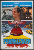 """Movie Posters:Cult Classic, Death Race 2000 (New World, 1975). Turkish Poster (27"""" X 39.5"""").Cult Classic...."""