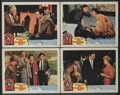 """Movie Posters:Horror, Curse of the Faceless Man (United Artists, 1958). Lobby Cards (4) (11"""" X 14""""). Horror.... (Total: 4 Items)"""