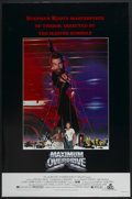 "Movie Posters:Science Fiction, Maximum Overdrive (DEG, 1986). One Sheet (27"" X 41""). ScienceFiction...."