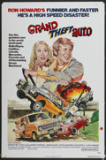 "Movie Posters:Comedy, Grand Theft Auto (New World, 1977). One Sheet (27"" X 41""). Comedy...."