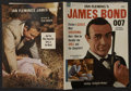 "Movie Posters:James Bond, Ian Fleming's James Bond 007 (United Artists, 1964). Magazine (8.5""X 11""). James Bond...."